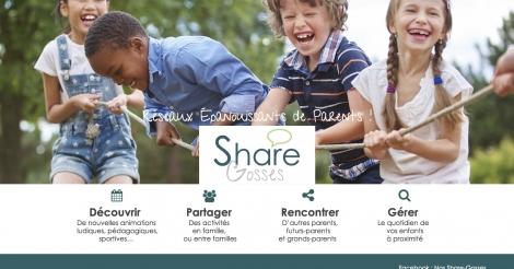 Startup <h3>ShareGosses</h3> France French Tech