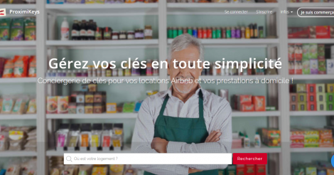 Startup <h3>ProximiKeys</h3> France French Tech