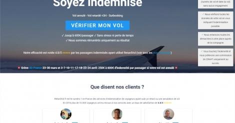 Startup <h3>RetardVol</h3> France French Tech