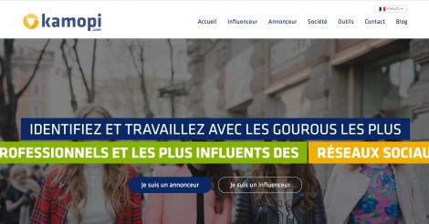 Startup <h3>KAMOPI</h3> France French Tech