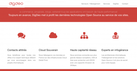 Startup <h3>DigDeo</h3> France French Tech
