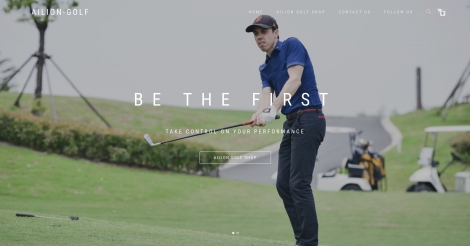 Startup <h3>Ailion - Golf</h3> France French Tech