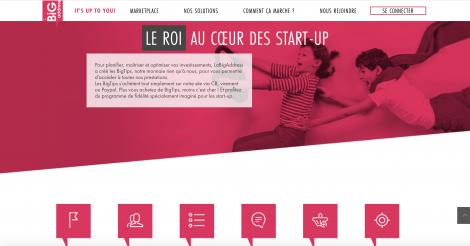 Startup <h3>LaBigAddress</h3> France French Tech