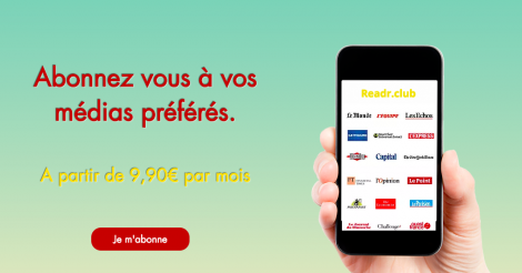 Startup <h3>Readr.club</h3> France French Tech