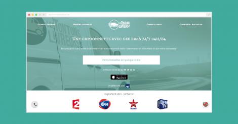 Startup <h3>Les Tontons Livreurs</h3> France French Tech