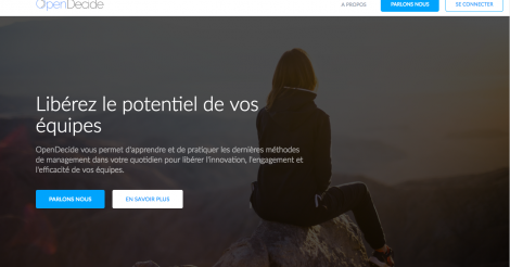 Startup <h3>OpenDecide</h3> France French Tech