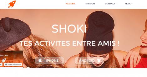 Startup <h3>Shoki</h3> France French Tech