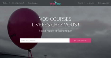 Startup <h3>Shopopop</h3> France French Tech