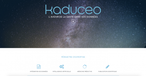 Startup <h3>Kaduceo</h3> France French Tech