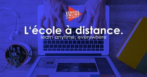 Startup <h3>School Online University</h3> France French Tech