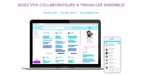 Startup <h3>Cowork.id</h3> France French Tech