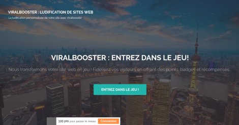 Startup <h3>Viralbooster</h3> France French Tech