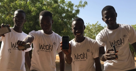 Startup <h3>WoOKi</h3> France French Tech