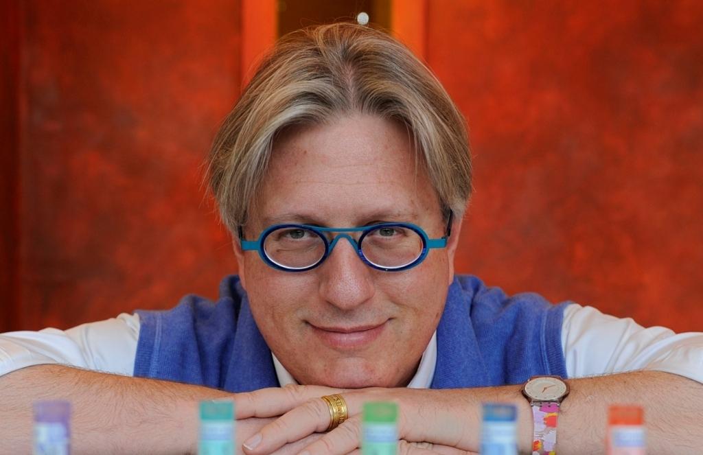Portrait de Thierry Boiron