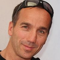 Portrait de Christophe Bouin