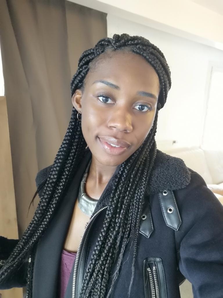 Portrait de Noella Ndzamba