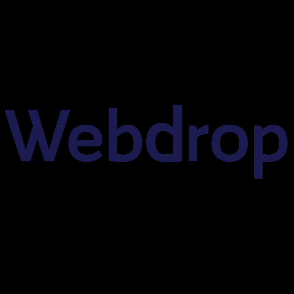 Portrait de Webdrop