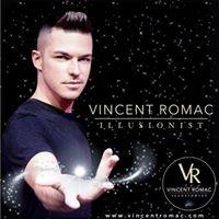 Portrait de Vincent Romac