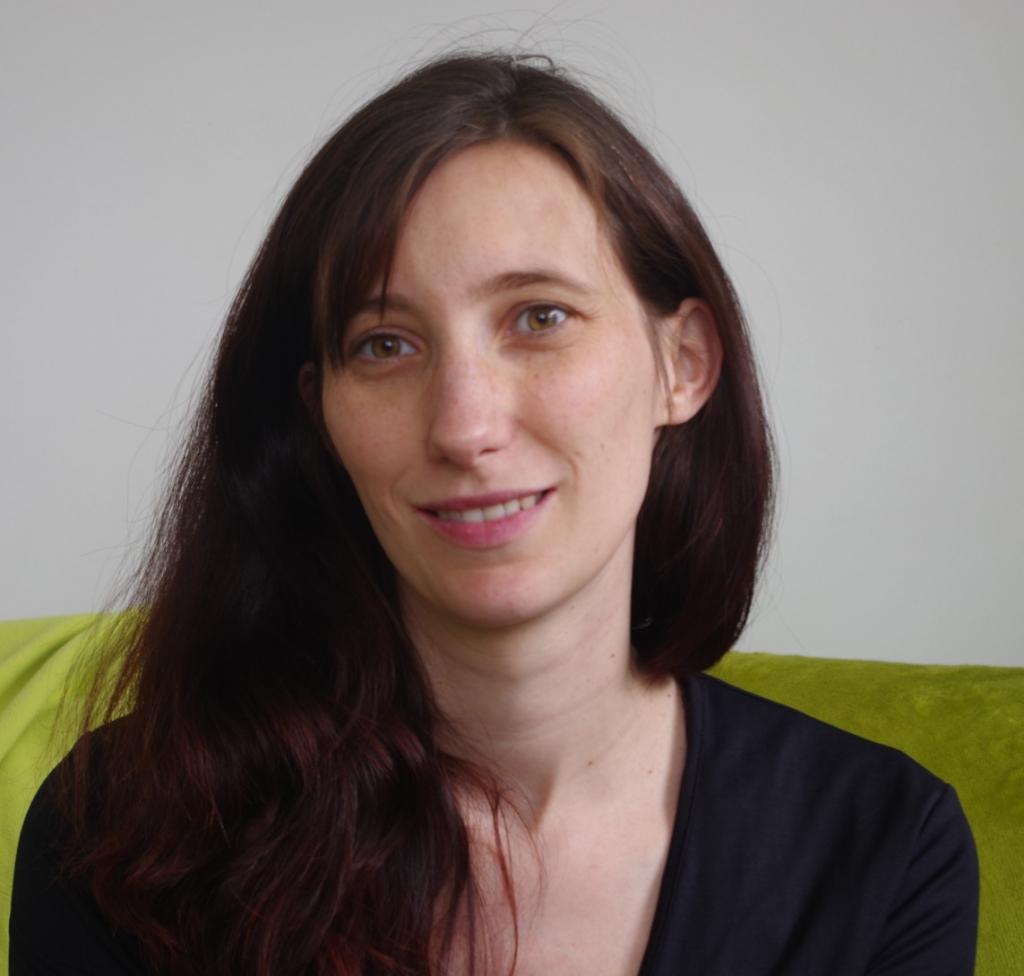 Portrait de Noémie Grimon