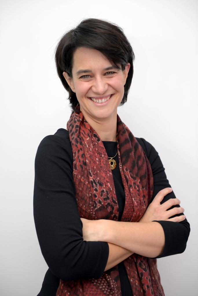 Portrait de Valerie Mas