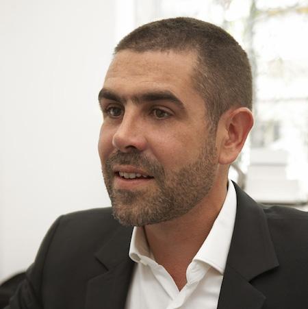 Portrait de Xavier Fisselier