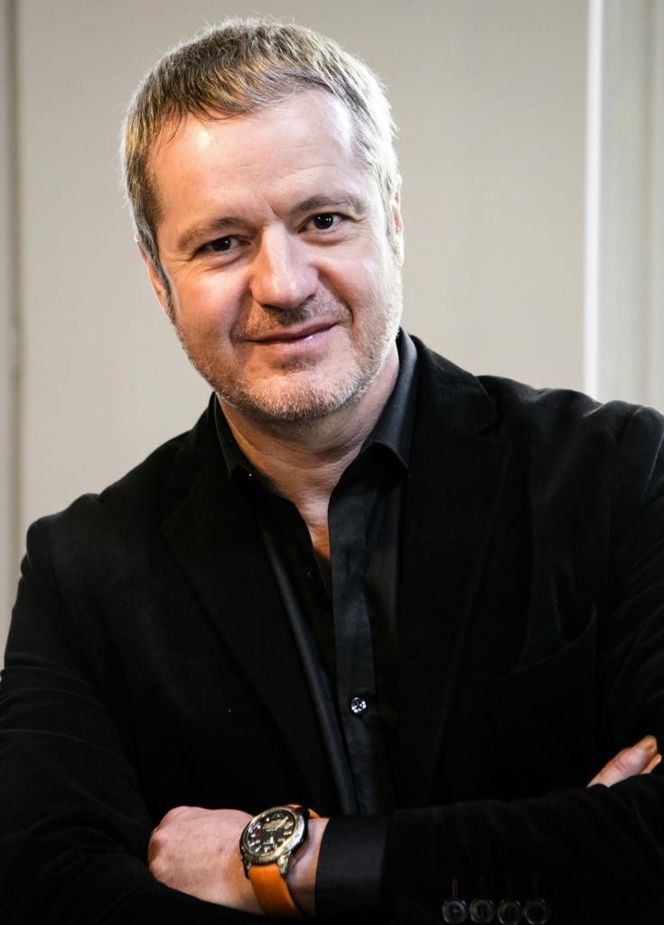 Portrait de Pierre-Yves Larvor