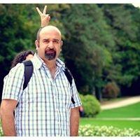 Portrait de Morad Besharat