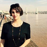 Portrait de Paola Bourdon