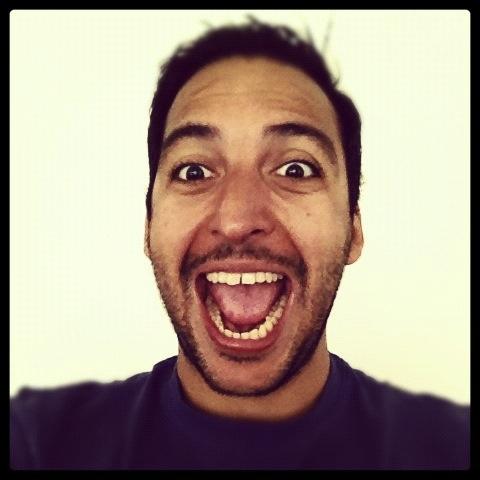 Portrait de Omar Fadil