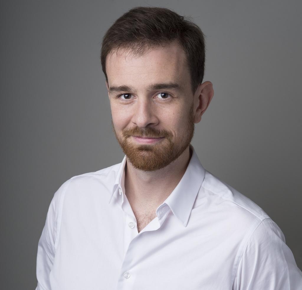 Portrait de Maxime Julienne