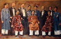 Portrait de Phuong Vasseux