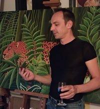 Portrait de Sylvain Lefebvre