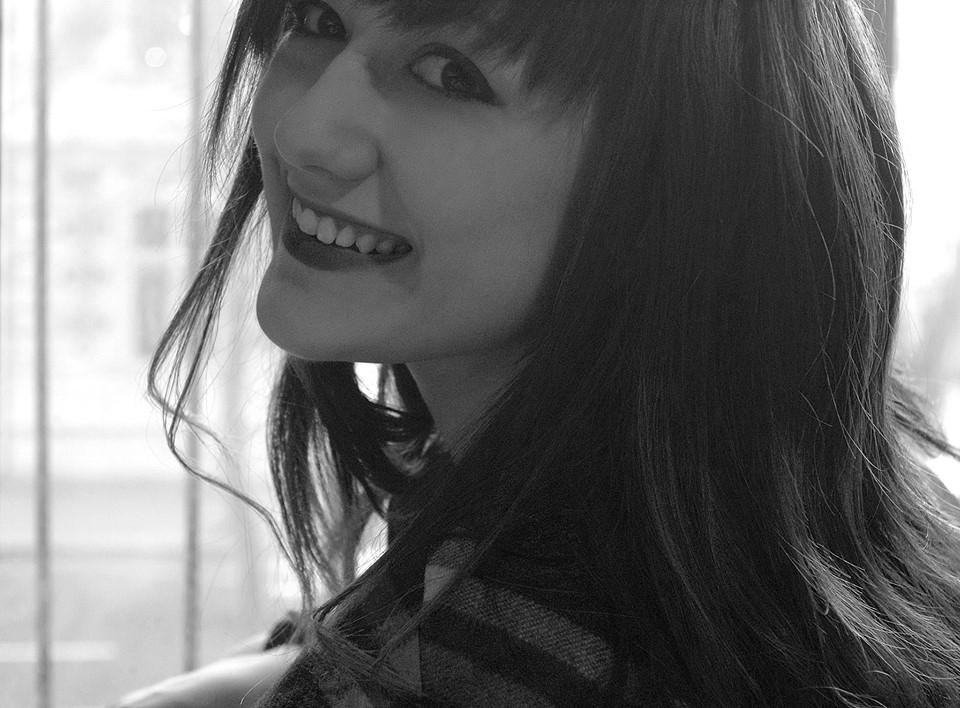 Portrait de Audrey Warin 1