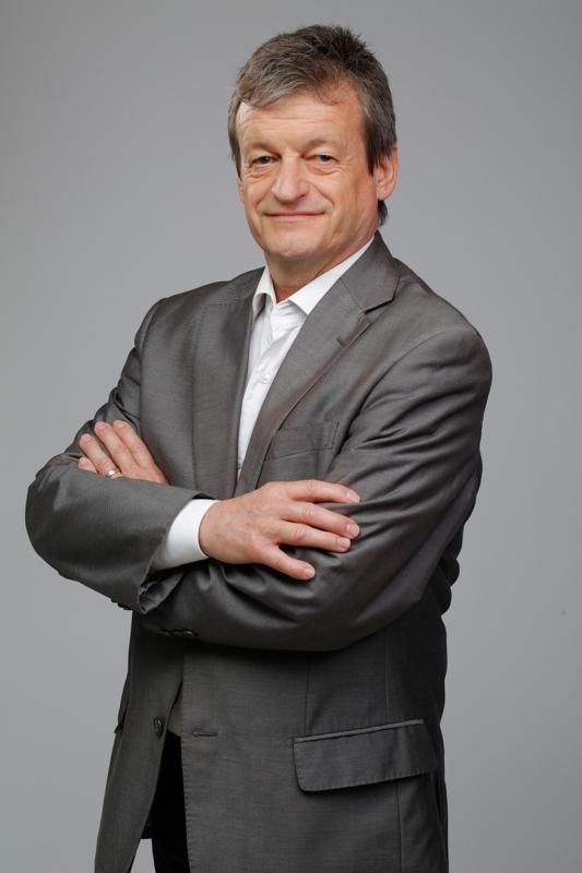 Portrait de Daniel Coutellec