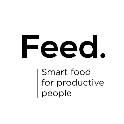 Profil de Feed. Smart Food for productive people